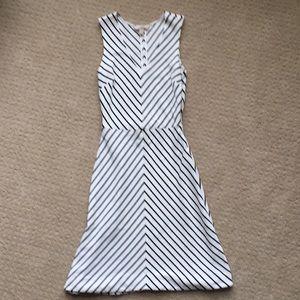 Banana Republic knot dress size 0